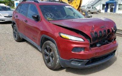 30tys net Jeep Cherokee 2.4 2016