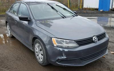 VW Jetta 2011  2.0 8v 115km ( stary silnik pod LPG )