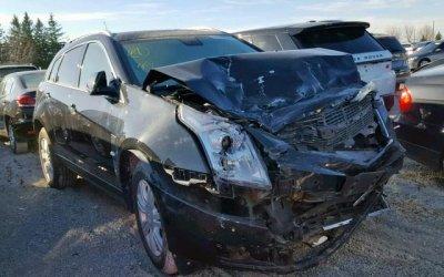 Cadillac Srx 4x4 3.6 2012 [ Piotr]