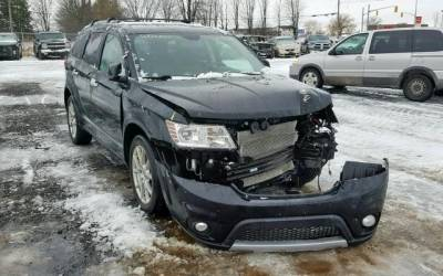 Dodge Journey 2016 3.6  4x4 RT