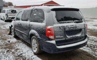 Dodge GrandCaravan 3.6 2013