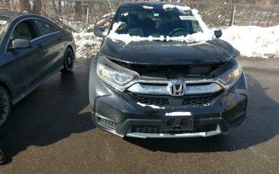 Honda CRV 2018 ( Piotr )
