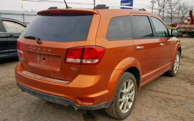 Dodge Journey 2011 4x4