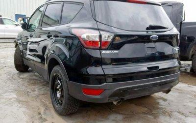 Ford Escape 2017 4x4 Titanium