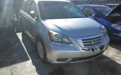 Honda Odyssey 3.5 2008