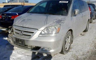 Honda Odyssey 3.5 2007