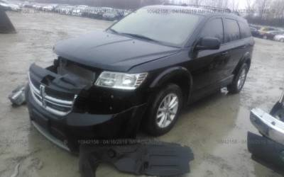 Dodge Journey 2013 3.6   Krasnystaw