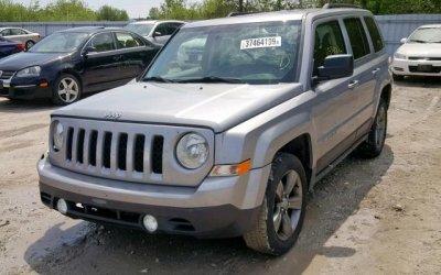 Jeep Patriot 2015 2.0 FWD