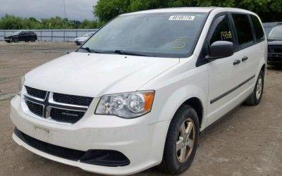 Dodge GrandCaravan 3.6 2012