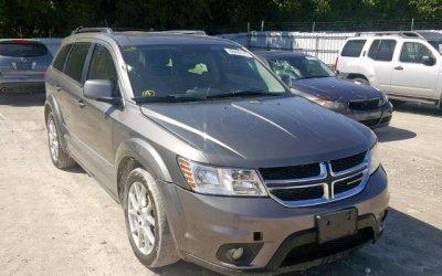 Dodge Journey 2012 3.6  7osób rezerwacja